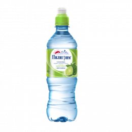 Доставка воды Пилигрим с/л ЛАЙМ-МЯТА 0,5 литра (1 уп./12 бут.)