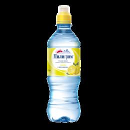 Доставка воды Пилигрим с/л ЛИМОН 0,5 литра (1 уп./12 бут.)