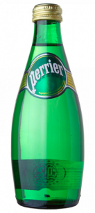 Минеральная вода PERRIER стекло, 0,33 л/4шт.