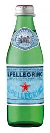 Минеральная вода S.PELLEGRINO стекло, 0,25 л/6шт.