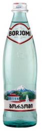 Минеральная вода BORJOMI газированная, (0,5л/12шт.) стекло