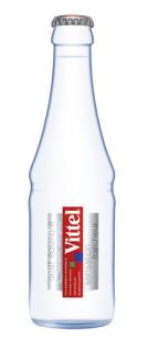 Минеральная вода VITTEL негазированная, 0,25л/24шт., стекло